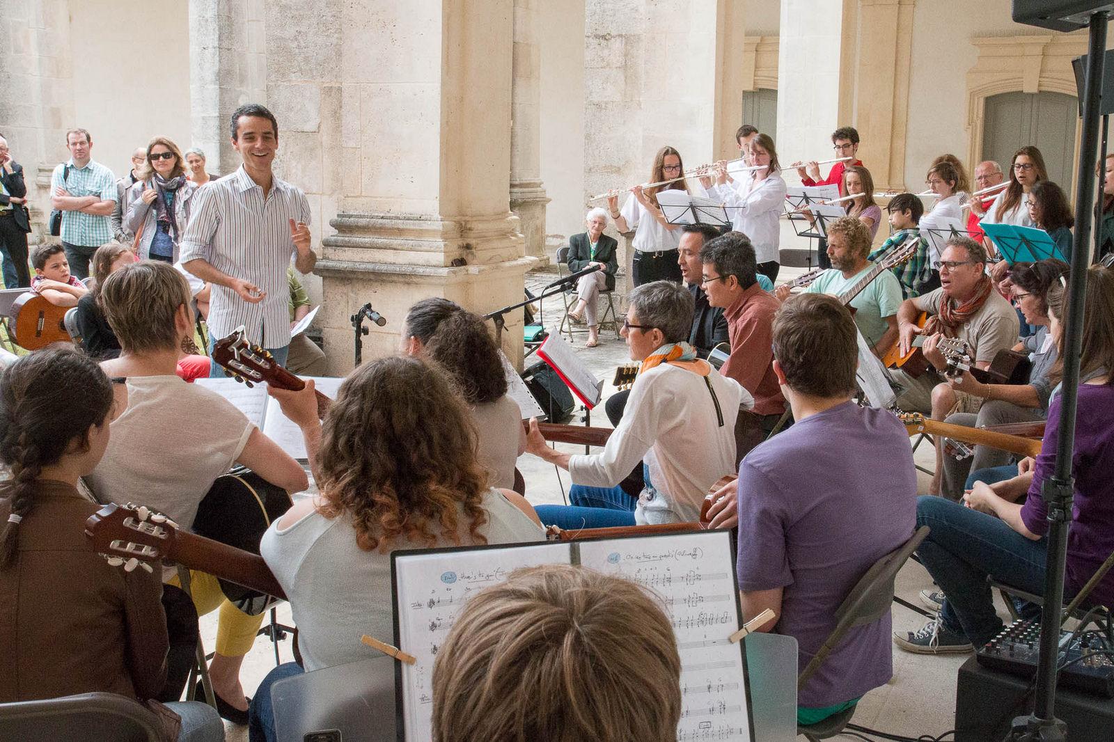 Conservatoire de musique ville de commercy for Piscine commercy