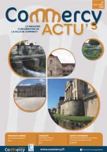 Commercy ACTU's - Edition 1 - octobre décembre 2014