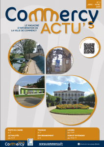 Commercy ACTU's - Edition 2 - janvier avril 2015