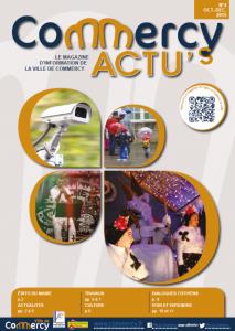 Commercy ACTU's - Edition 4 - octobre décembre 2015